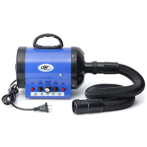 2800W Pet Dryer+3 Nozzles Low Noise Fast Drying