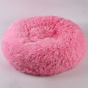 Soft Warm Plush Kennel Pet Bed