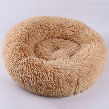 Load image into Gallery viewer, Soft Warm Plush Kennel Pet Bed