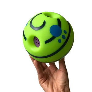 Funny Sound Training Ball With Funny Sound Gift
