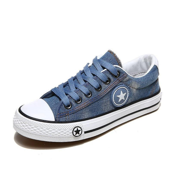 Diana™ - Denim-Sneakers
