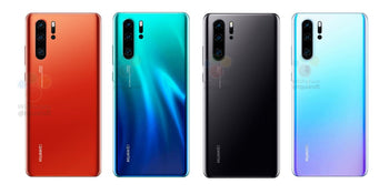 Huawei P30 Pro 256GB Blue Very Good - Unlocked