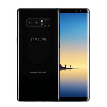 Samsung Galaxy Note 8 64GB Black Good - Unlocked