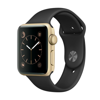 Apple Watch Series 2 Aluminum 42mm Gold Very Good - WiFi