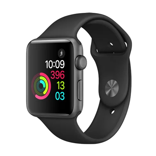 Apple Watch Series 2 Aluminum 38mm Grey Good - WiFi