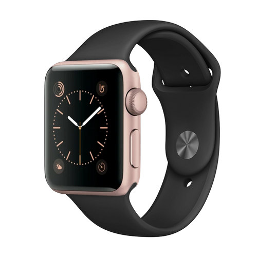 Apple Watch Series 2 Aluminum 42mm Rose Gold Very Good - WiFi