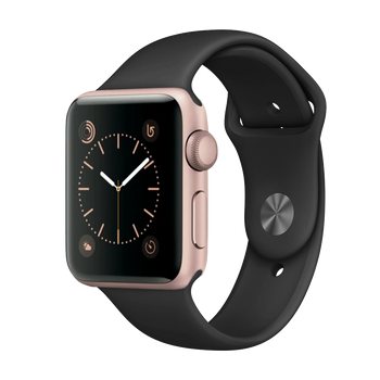 Apple Watch Series 2 Aluminum 38mm Rose Gold Pristine - WiFi