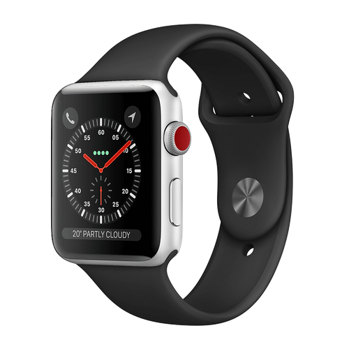 Apple Watch Series 2 Aluminum 42mm Silver Very Good - WiFi