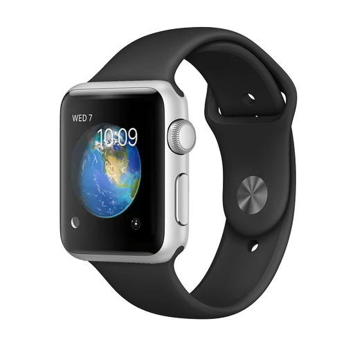Apple Watch Series 2 Stainless 38mm Steel - Good - WiFi
