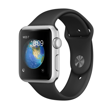 Apple Watch Series 2 Stainless 38mm Steel - Very Good - WiFi