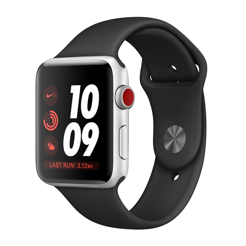 Apple Watch Series 3 Nike+ 42mm Silver Good - Cellular Unlocked