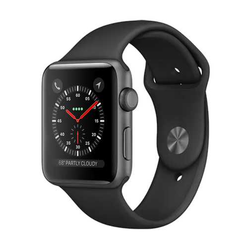 Apple Watch Series 3 Sport 38mm Grey Very Good - Cellular Unlocked
