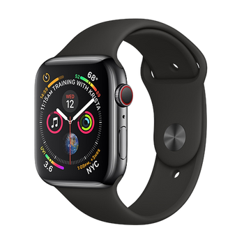 Apple Watch Series 5 Edition 44mm Black Titanium Very Good - WiFi