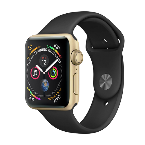 Apple Watch Series 4 Aluminum 40mm Gold Pristine - WiFi