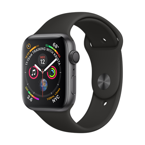 Apple Watch Series 4 Aluminum 44mm Grey Good - WiFi
