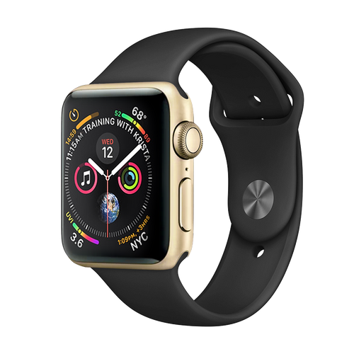 Apple Watch Series 4 Stainless 44mm Gold Good - WiFi