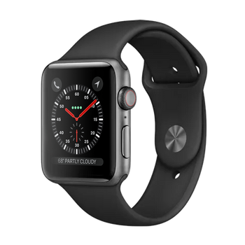 Apple Watch Series 5 Edition 44mm Silver Titanium Fair - WiFi