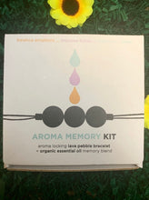 Load image into Gallery viewer, BRAVE - Aroma Memory Wellness Kit