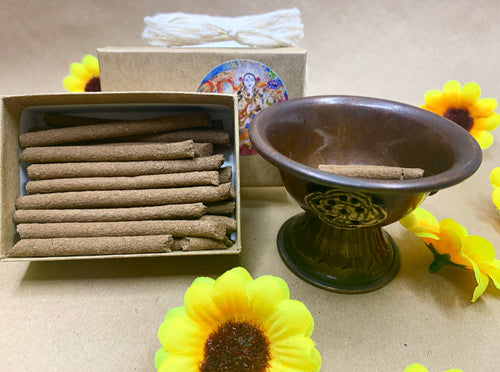 Tibetan Healing Incense Kit