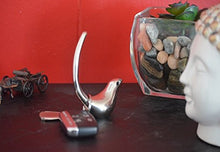 Load image into Gallery viewer, Silver Bird Ring Holder - geega-home-decor