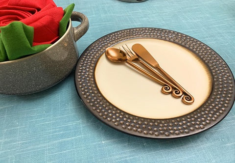 Copper Breakfast Set - geega-home-decor