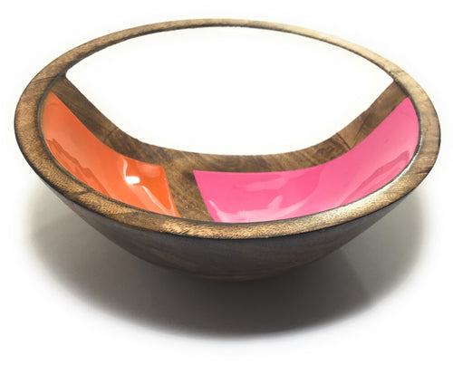 Three color Fruit Bowl