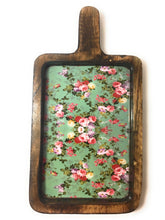 Load image into Gallery viewer, Wooden platter server rectangular tray - geega-home-decor