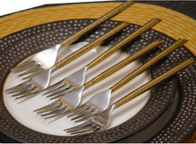Load image into Gallery viewer, Golden Dinner Fork - geega-home-decor