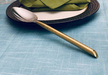 Load image into Gallery viewer, Golden Dinner Spoon - geega-home-decor