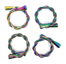 Load image into Gallery viewer, Rainbow Napkin Rings - geega-home-decor