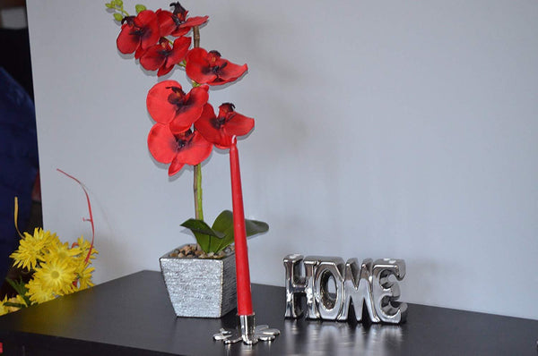 Flower Candle Holder - geega-home-decor