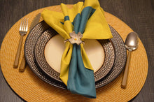 Load image into Gallery viewer, Flower Napkin Rings - geega-home-decor