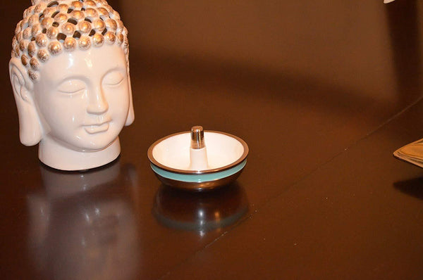 Turquoise Engagement Ring Holder - geega-home-decor