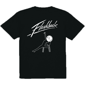 FB DISCO T-shirt(BLACK)