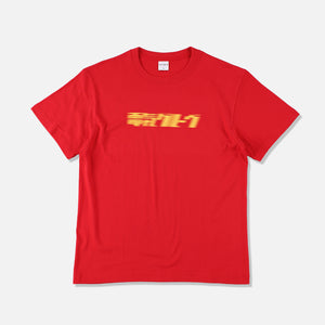 """Vertigo"" T-shirt(RED)"