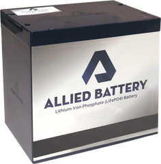 Filler / Empty Allied Battery Case