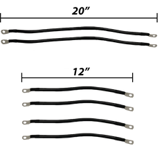 6 Gauge Cable Install Pack