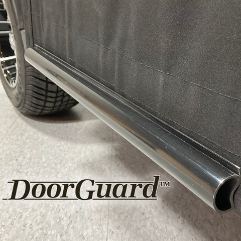 DoorGuards. Prevent Tire Rub.