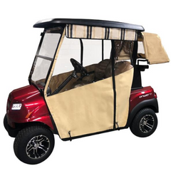 Sunbrella Track-Style Driving Golf Cart Cover