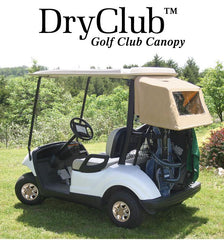 Matching DryClub Canopy. Protect Your Clubs. 10% Off w/ Enclosure.