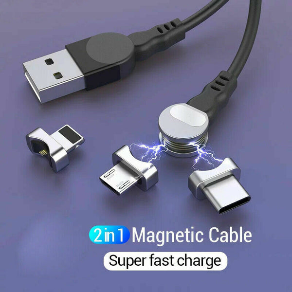 2nd Generation Magnetic Cable - Lu Màns