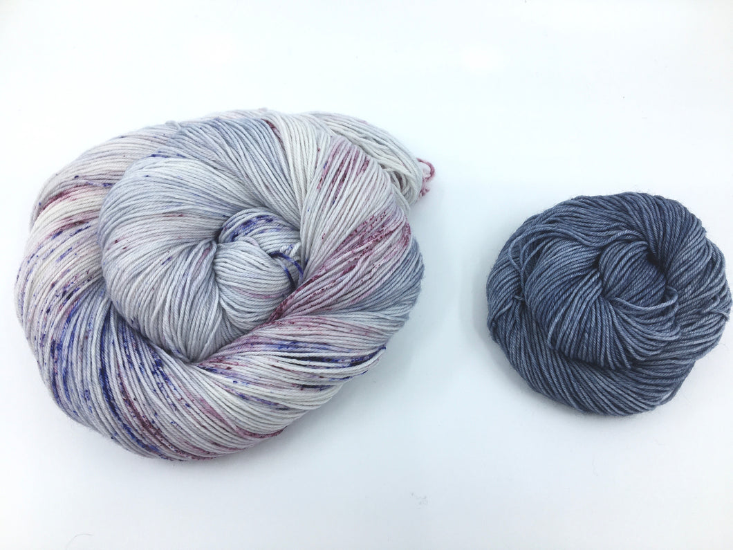 Sock Set - Lancaster with Canterbury