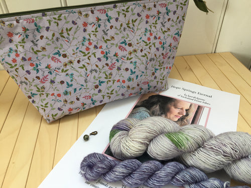Hope Springs Eternal Shawl Kit