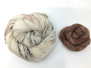Sock Set - Scribe with Little Nutbrown Hare