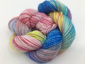 Coral Reef mini-skein