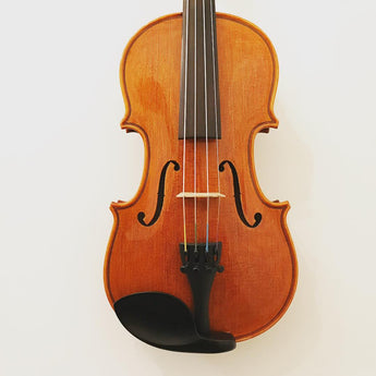 1/4 size Handmade Chinese violin labelled ''Verona''