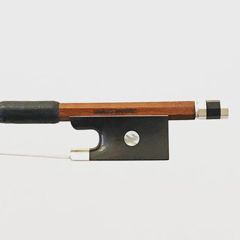 Silver mounted violin bow by Marco Raposo