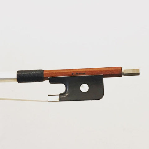 German cello bow branded G. Werner