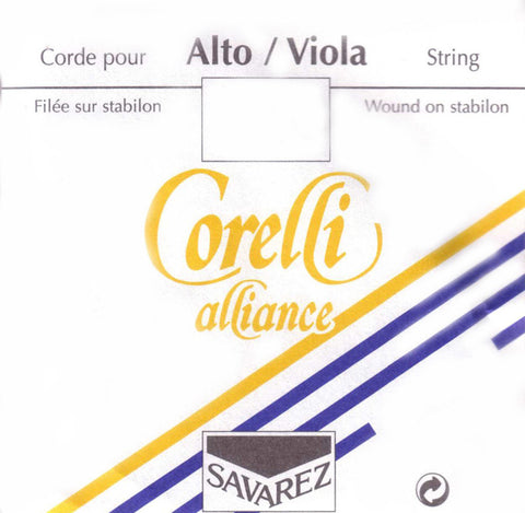 *SALE* Corelli Alliance Viola G Light -  RRP £29.75