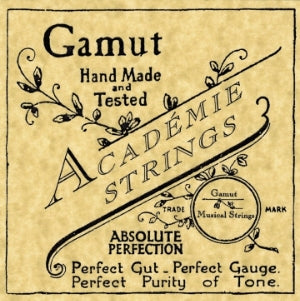 Gamut Cello Gut/ Silver String G
